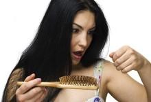 Trattamento caduta capelli