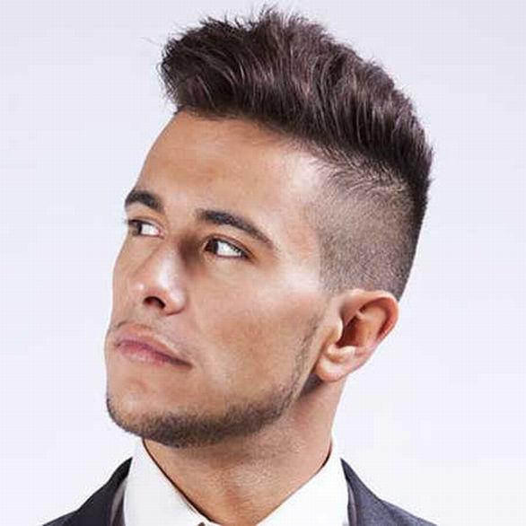 Foto tagli di capelli uomo 2014